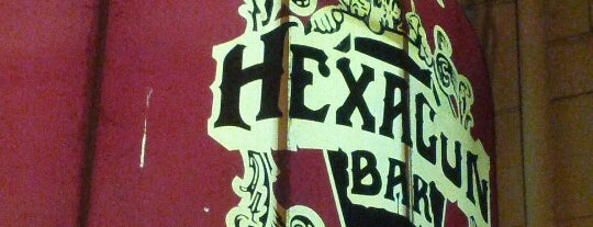 Hexagon Bar is one of MPLS Music Venues.