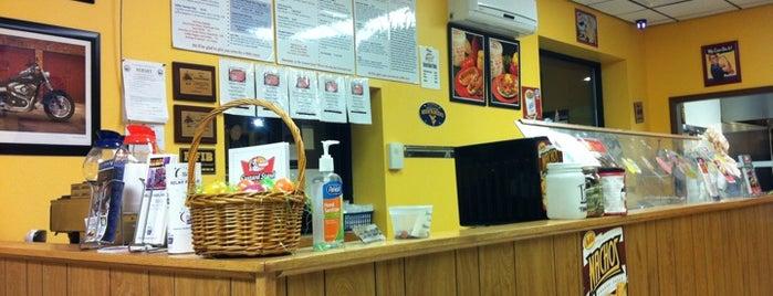 Custard Stand is one of Locais curtidos por Debbie.