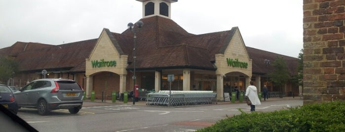 Waitrose & Partners is one of Posti che sono piaciuti a Carl.