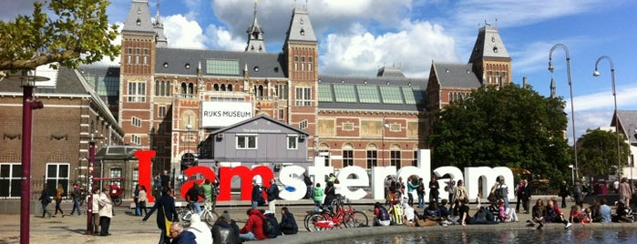 Museumplein is one of Amsterdam.