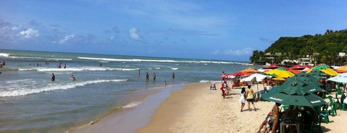 Praia do Centro is one of Nordeste de Brasil - 2.