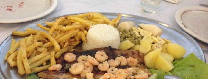 Restaurante Capassi is one of Veja Comer & Beber ABC - 2012/2013 - Restaurantes.