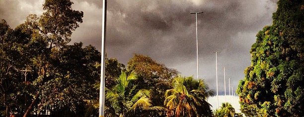 Universidade Federal de Mato Grosso (UFMT) is one of Cuiaba MT.