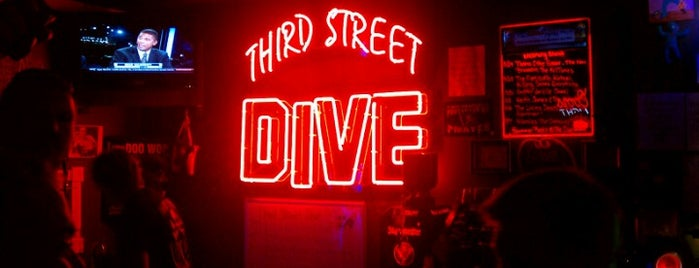 Third Street Dive is one of Louisville, ky.