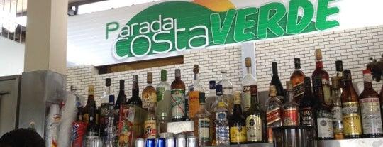Parada Costa Verde is one of Lugares favoritos de Fran.