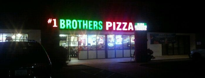 #1 Brother's Pizza & Wings is one of Phoenix.