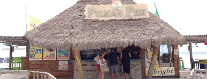 Pelican Pier is one of To Do.