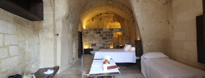 Sextantio | Le Grotte della Civita is one of World Wide Hotels.