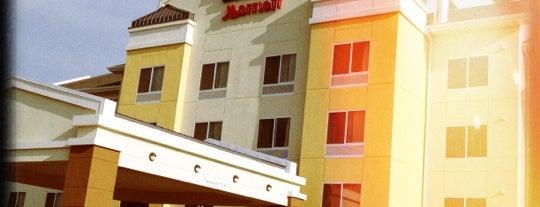 Fairfield Inn & Suites Cedar Rapids is one of Saved TIPS.