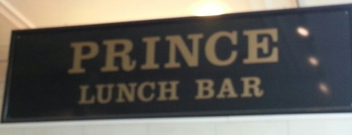 Prince Lunch Bar is one of Oslo.
