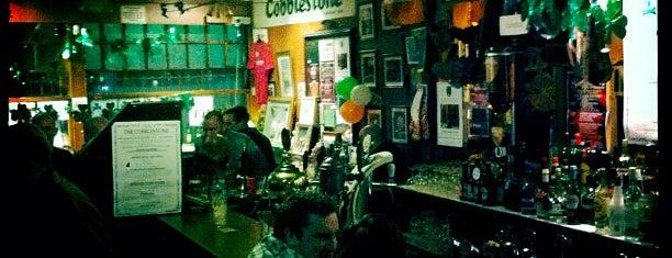 The Cobblestone is one of Dublin.