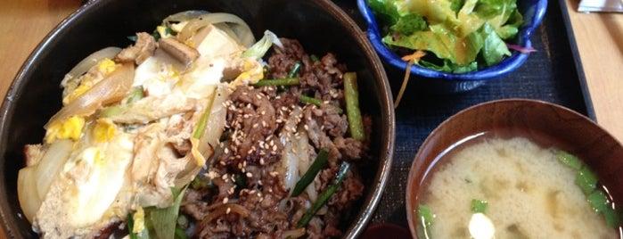 Donburi-ya is one of Work Food/Drink Ideas.