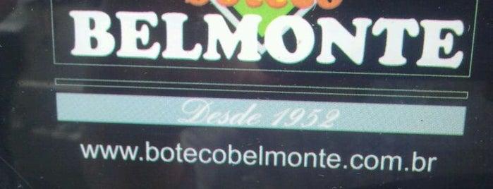 Boteco Belmonte is one of Desafio dos 101.