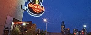 Hard Rock Cafe Dallas is one of Central Dallas Lunch, Dinner & Libations.