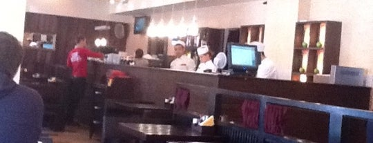 Две палочки is one of Sushi in SPB.