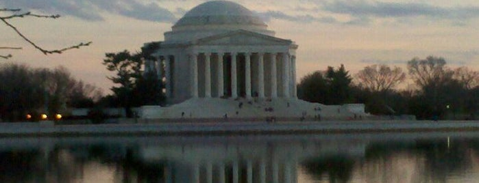 Thomas Jefferson Memorial is one of Must See DC!.