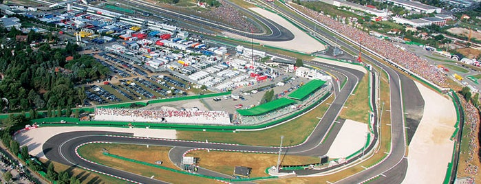 Misano World Circuit Marco Simoncelli is one of MotoGP Circuits ( Racetracks ).