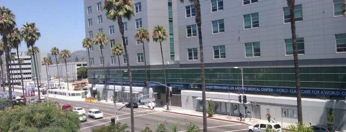 Kaiser Permanente: Los Angeles Medical Center & Sunset Hospital is one of Jesús 님이 좋아한 장소.