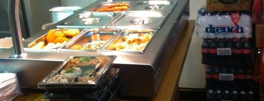 Sushi & More is one of สถานที่ที่ Gabriele ถูกใจ.