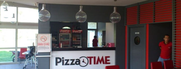 Pizza Time is one of Ankara.