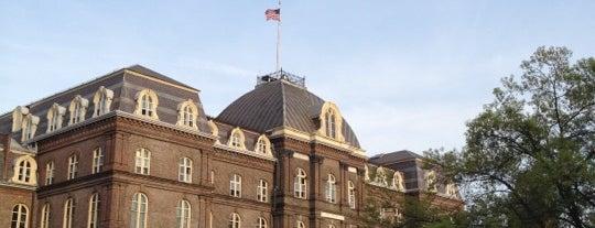 Vassar College is one of Lugares favoritos de Merlina.