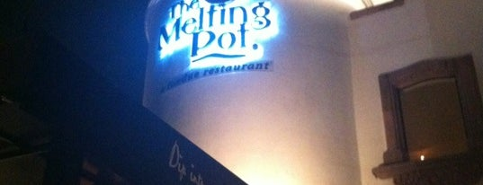 The Melting Pot is one of Restaurantes DF.