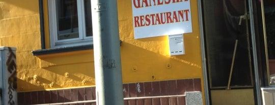 Ganesha Restaurant is one of Frankfurt am Main / Hessen / Deutschland.