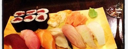 Sakura Restaurant & Sushi Bar is one of Lowertown.