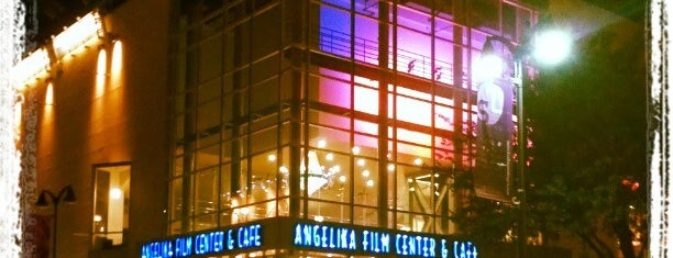 Angelika Film Center & Cafe is one of Fun Things To Do.