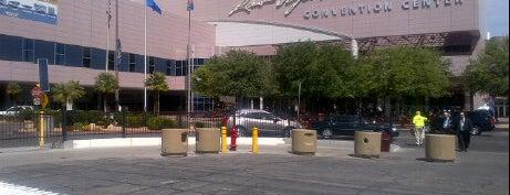 Las Vegas Convention Center is one of Las Vegas.