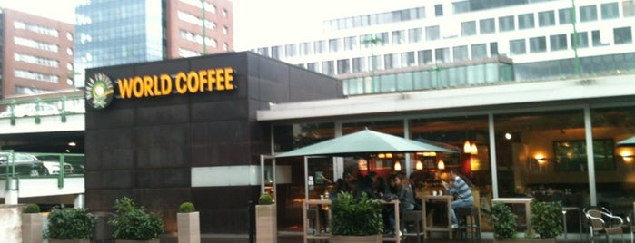 World Coffee is one of Orte, die Daniel gefallen.