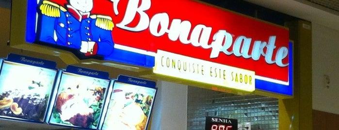 Bonaparte is one of Pra matar a fome.
