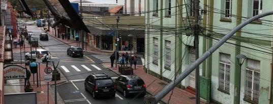 Rua Riachuelo is one of Curitiba Arte & Cultura.