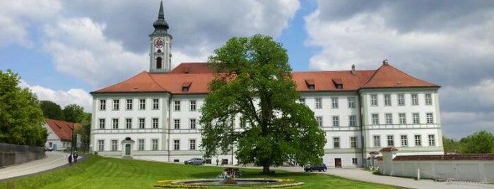 Kloster Schäftlarn is one of Ausflüge.