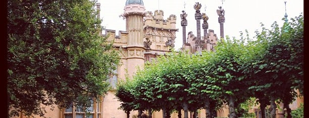 Knebworth House is one of UK Film Locations.