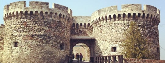 Kalemegdan is one of Belgrade: Worth Seeing Places....