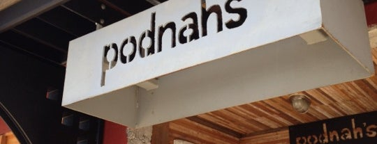 Podnah's Pit BBQ is one of BBQ.