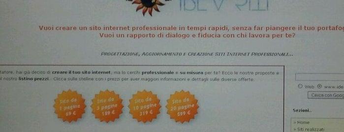 Studio Laura Norese Siti Internet is one of Posti salvati di Cascina.