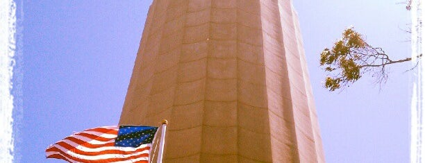 Coit Tower is one of Golden tips for the Golden State.