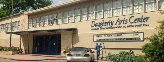 Dougherty Arts Center is one of All-time favorites in United States.