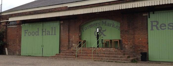 Canterbury Farmers' Market is one of Em's List.