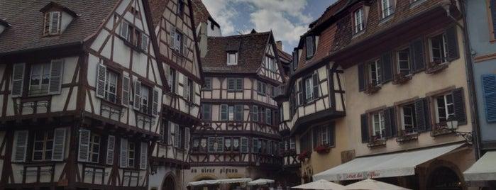 Koifhus is one of Alsace - Lorraine.
