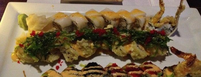 Fuji Sushi & Hibachi Grill is one of Dan : понравившиеся места.