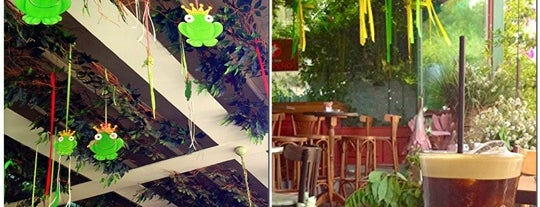 Garden4 is one of Bars/Cafes/Restaurants in Courtyards & Terraces.