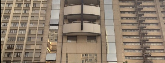 Mercure São Paulo Paulista is one of Adelino 님이 좋아한 장소.