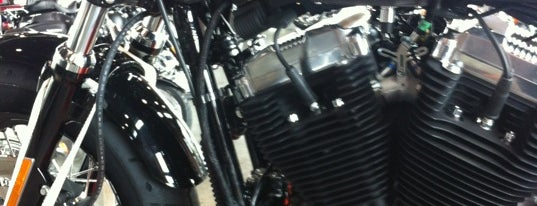 Jet City Harley-Davidson is one of Mikeさんのお気に入りスポット.