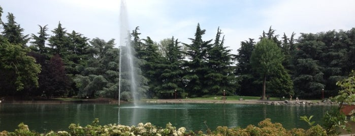 Lago dei Cigni is one of Posti che sono piaciuti a Anna.