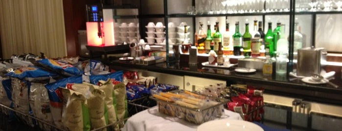 British Airways Terraces Lounge is one of Airports.