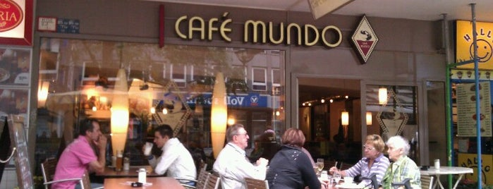 Café Mundo is one of Coffee & Relax.