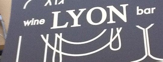 Lyon Wine Bar is one of Винные заведения.